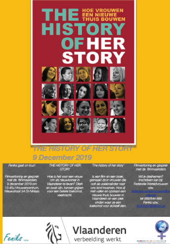 Affiche The History of Her Story